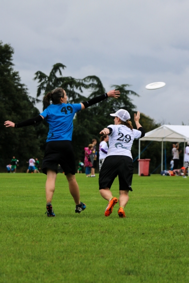 Ultimate Frisbee - Womans Nationals
